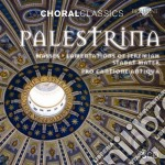 Masses, lamentations of jeremiah, staba cd musicale di Giovanni Palestrina