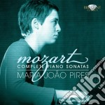 Complete piano sonatas cd musicale di Wolfgang Amadeus Mozart