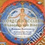 O orzchis ecclesia cd musicale di Bingen hildegard von