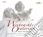 Weihnachts-oratium cd musicale di Johann Sebastian Bach