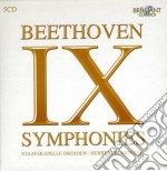Complete symphonies cd musicale di Beethoven ludwig van