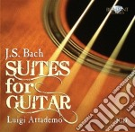 Suites for guitar cd musicale di Johann Sebastian Bach
