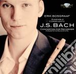 Bach J.S. - Concerti Per Flauto Dolce cd musicale di Johann Sebastian Bach