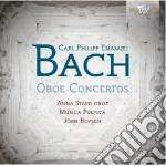 Bach Carl Philipp Emanuel - Concerti Per Oboe cd musicale di Bach carl philip ema
