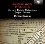 Adios mi amor cd musicale di Miscellanee