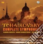 Sinfonie (integrale) cd musicale di Ciaikovski pyotr il'