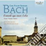 Bach Carl Philipp Emanuel - Erwacht Zum Neuen Leben cd musicale di Bach carl philip ema