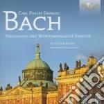 Preussische und w�rttembergische sonaten cd musicale di Bach carl philip ema