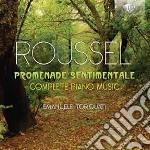 Promenade sentimentale, integrale della cd musicale di Albert Roussel
