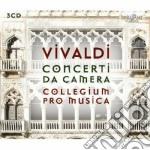 Integrale dei concerti da camera cd musicale di Antonio Vivaldi