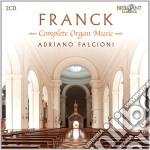 Integrale della musica per organo cd musicale di C�sar Franck