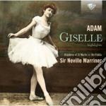Giselle (estratti) cd musicale di Adam Adolphe