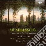 Mendelssohn Felix - Integrale Delle Opere Per Violoncello E Pianoforte cd musicale di Felix Mendelssohn