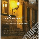Integrale della musica da camera per arc cd musicale di Wolfgang Amadeus Mozart