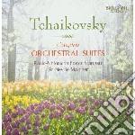 Suite per orchestra (integrale) cd musicale di Ciaikovski pyotr il'