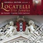 Trio sonata op.5 nn.1-6; trio sonata op. cd musicale di Pietro Locatelli