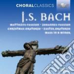 Passione secondo matteo, passione secon cd musicale di Bach johann sebasti