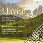 Le stagioni, la creazione cd musicale di Haydn franz joseph
