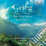 Peer gynt (suites), pezzi lirici (selezi cd musicale di Edvard Grieg