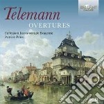 Overtures cd musicale di Telemann georg phili