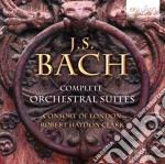 Suite per orchestra (ouvertures) bwv 106 cd musicale di Bach johann sebasti