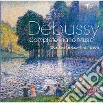 Integrale della musica per pianoforte cd musicale di Claude Debussy