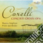 Concerti grossi op.6 cd musicale di Arcangelo Corelli