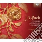 Integrale dei concerti per clavicembalo cd musicale di Bach johann sebasti