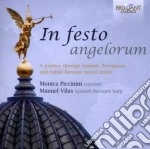 In festo angelorum cd musicale di Miscellanee