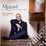 Integrale delle sonate per pianoforte cd musicale di Wolfgang ama Mozart
