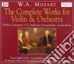 Mozart L'opera Completa Fc cd musicale