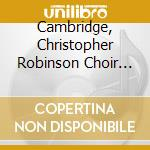 Ave verum cd musicale di Sacred choral favourities
