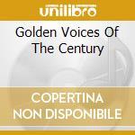 Le grandi voci del secolo cd musicale