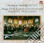 Mendelssohn Felix / Mozart Wolfgang Amadeus - Ottetto Op.20  - Amati Chamber Ensemble  /amati Chamber Orchestra cd musicale di Felix Mendelssohn