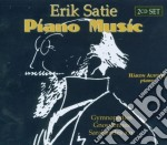 Piano music cd musicale di Erik Satie