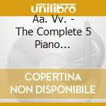 The complete 5 piano concertos cd musicale