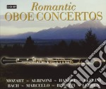 Romantic oboe concertos cd musicale