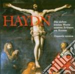 Haydn -le Sette Ultime Parole Fc cd musicale