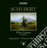 Sonate per pianoforte (integrale) cd musicale di Franz Schubert