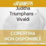 Juditha triumphans - oratorio cd musicale