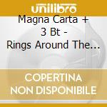 RINGS AROUND THE MOON cd musicale di MAGNA CARTA