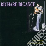 IN CONCERT cd musicale di DIGANCE RICHARD