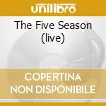 THE FIVE SEASON (LIVE) cd musicale di FAIRPORT CONVENTION