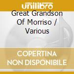 Great grandson morris on cd musicale