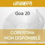 Goa 20 cd musicale di Artisti Vari