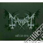 Mayhem - Wolf's Lair Abyss cd musicale di MAYHEM