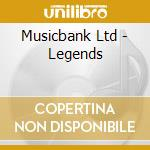 Legends cd musicale di Artisti Vari