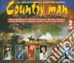 Country Man 2cd cd musicale di Artisti Vari