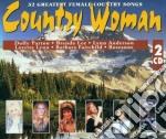 Country Woman 2cd cd musicale di Artisti Vari