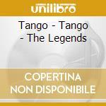 Tango the legends cd musicale di Artisti Vari